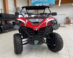 ZFORCE 1000 SPORT ROUGE CFMOTO